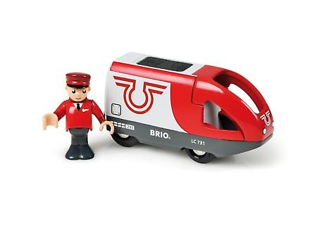 BRIO Battery Travel Engine and Driver 33504