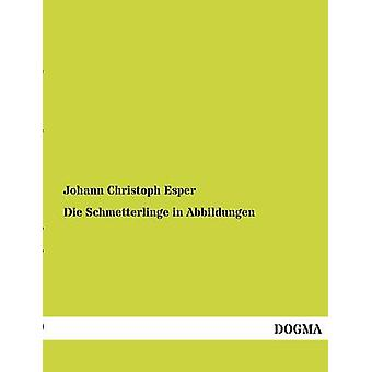 Die Schmetterlinge in Abbildungen by Esper & Johann Christoph