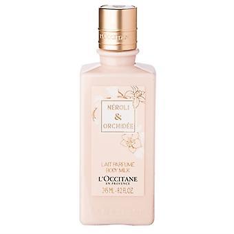 L ' Occitane Neroli & Orchidee Körper Milch 8,2 oz / 245ml