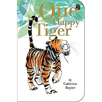 One Happy Tiger by Catherine Rayner - Catherine Rayner - 978158925234