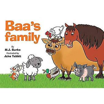 Baa's Family by M J Berke - Jake Tebbit - 9781595727671 Book
