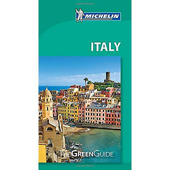 Michelin Green Guide Italy (Travel Guide) by Michelin - 9782067229587
