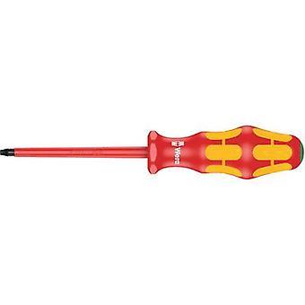 Wera 167 i VDE Torx screwdriver Size (screwdriver) T 25 Blade length: 100 mm DIN EN 60900