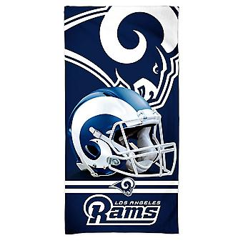 Wincraft NFL Los Angeles Rams 3D Beach Towel 150x75cm