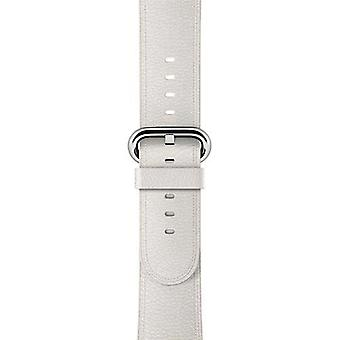 Apple 42mm classic white strap