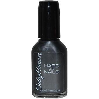 Sally Hansen Hard as Nails Nail Varnish 13.3ml Steely Glaze