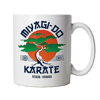 Miyagi Do Karate Movie Inspired, Mug | Retro Cup Gift