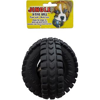 Medium Jingle X-Tire Ball- XTJ2