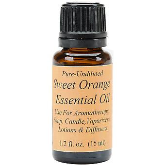 Essential Oil Open Stock .5oz-Orange UB14