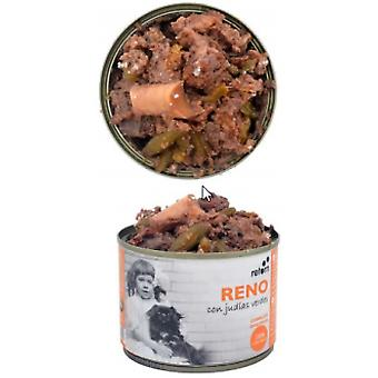 Retorn Reno Dog Cans With Green Beans (Dogs , Dog Food , Wet Food)