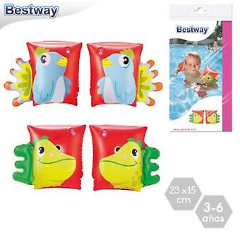Bestway Dinosaurs sleeves and parrots (Outdoor , Pool And Water Games , Cuffs And Floats)
