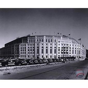 Yankee Stadium - 1950 buiten sport foto