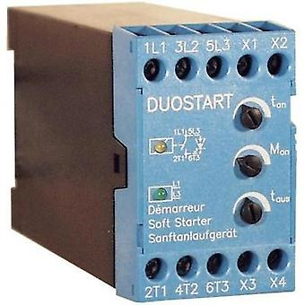 Soft starter Peter Electronic DUOSTART 3 Motor power at 230 V 3 kW 400 Vac Nominal current 6.5 A
