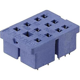 Relay socket 1 pc(s) Finder 94.13 Compatible with