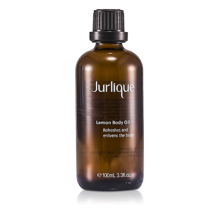 Jurlique Lemon Body Oil (Refreshes & Enlivens The Body) 100ml/3.3oz