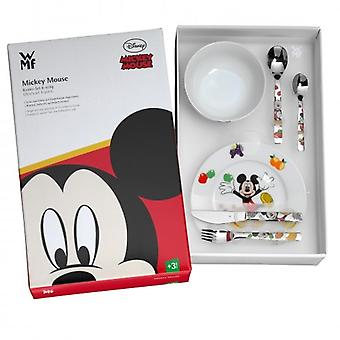 WMF Child's play: 6 pieces Mickey (Casa , Cucina , Stoviglie , Argenteria)
