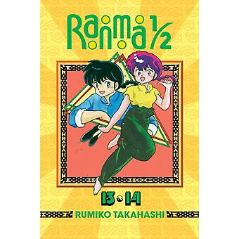 Ranma 1/2 (2-in-1 Edition) Volume 7 (Paperback) by Takahashi Rumiko