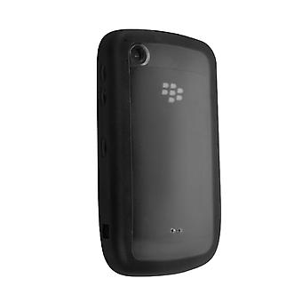 Technocel Hybrigel Case Cover for BlackBerry Curve 2 (klar sort) - BB8530HGBK-