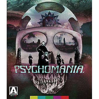 Psychomania [Blu-ray] USA importerer