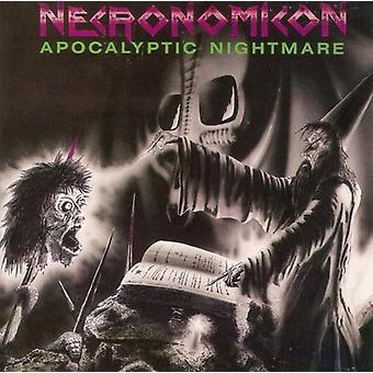 Necronomicon - apokalyptisk mareridt [CD] USA importerer