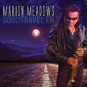 Marion Meadows - Soul Traveler [CD] USA import