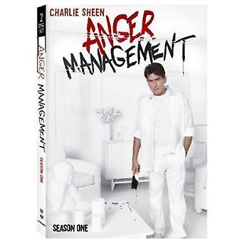 Anger Management - gestione della rabbia: Importazione stagione 1 [DVD] Stati Uniti d'America