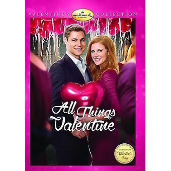 Alle ting Valentine [DVD] USA importerer