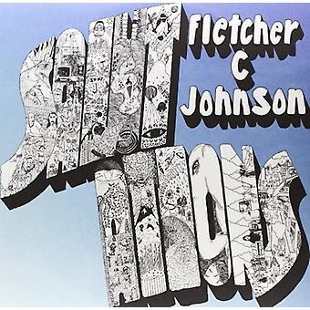 Fletcher C Johnson - Salutations [Vinyl] USA import