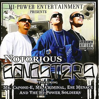 Hi-Power Entertainment præsenterer - berygtede gangstere [CD] USA importerer