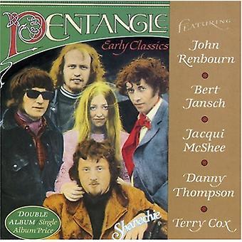 Pentangle - Early Classics [CD] USA import