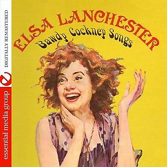Elsa Lanchester - derben Cockney Lieder [CD] USA import