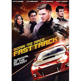 Born to Race: Fast Track [DVD] USA import