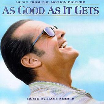 Various Artists - As Good as It Gets [CD] USA import