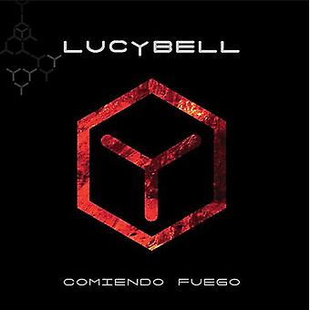 Lucybell - Comiendo Fuego [CD] USA import