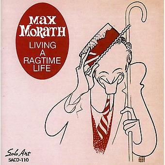 Max Morath - lever en Ragtime liv [CD] USA Importer