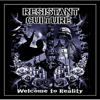 Resistant Culture - Welcome to Reality [CD] USA import