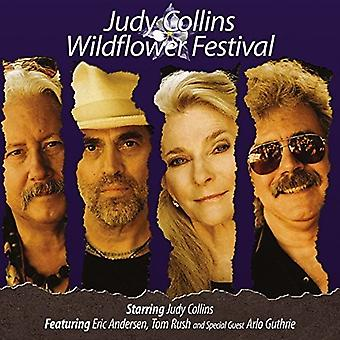 Judy Collins - Wildflower Festival [CD] USA import
