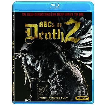 ABCS død 2 [BLU-RAY] USA import