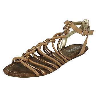 Dame Savannah Casual Gladiator sandaler