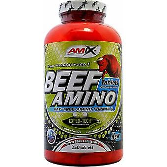 Amix Beef Amino 250 Tablets (Sport , Récuperation)