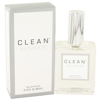 Clean Women Clean Ultimate Eau De Parfum Spray By Clean