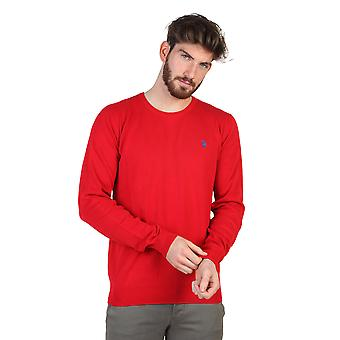 U.S. Polo Sweaters Red Men