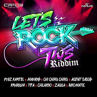 Various Artist - Let's Rock This Riddim [CD] USA import