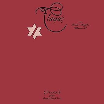 Flaga - John Zorn - Flaga: The Book of Angels Volume 28 [CD] USA import