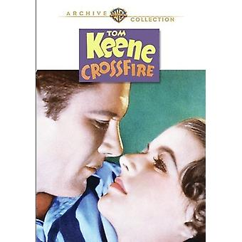 Cross Fire (1933) [DVD] Stati Uniti importare