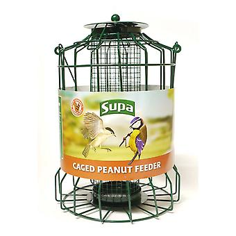 Supa Caged Peanut Bird Feeder