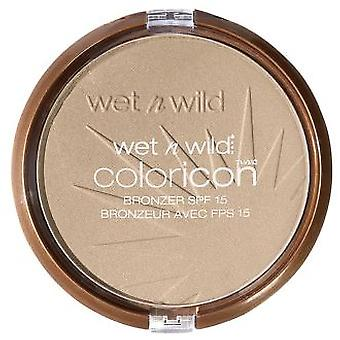 Wet N Wild Reserve Your Coloricon Bronzer Cabana Spf15 (Make-up , Face , Tanning lotion)