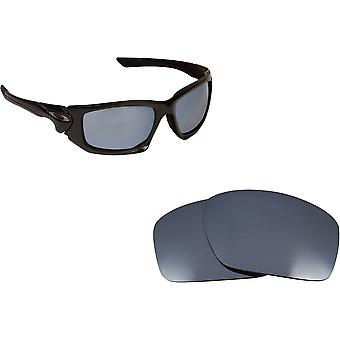 Best SEEK Replacement Lenses for Oakley SCALPEL Black Iridium -