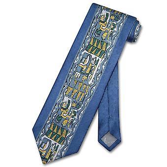 Antonio Ricci SILK NeckTie Made in ITALY Geometric Design Men's Neck Tie #3102-6