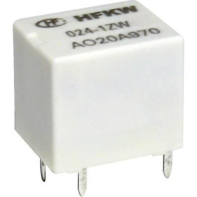 Automotive relay 12 Vdc 10 A 1 change-over Hongfa